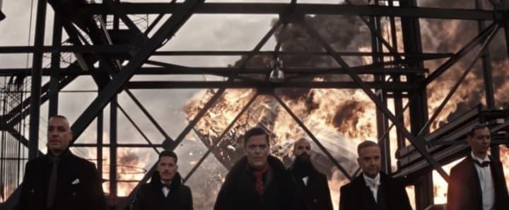 disastro Hindenburg del 193