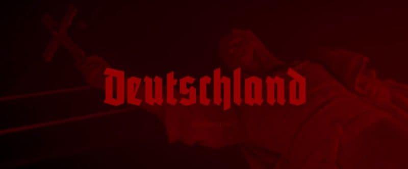 Rammstein's Deutschland